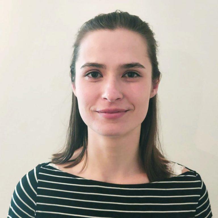 Das Bild zeigt die Medizinstudentin Paulina Köhler.