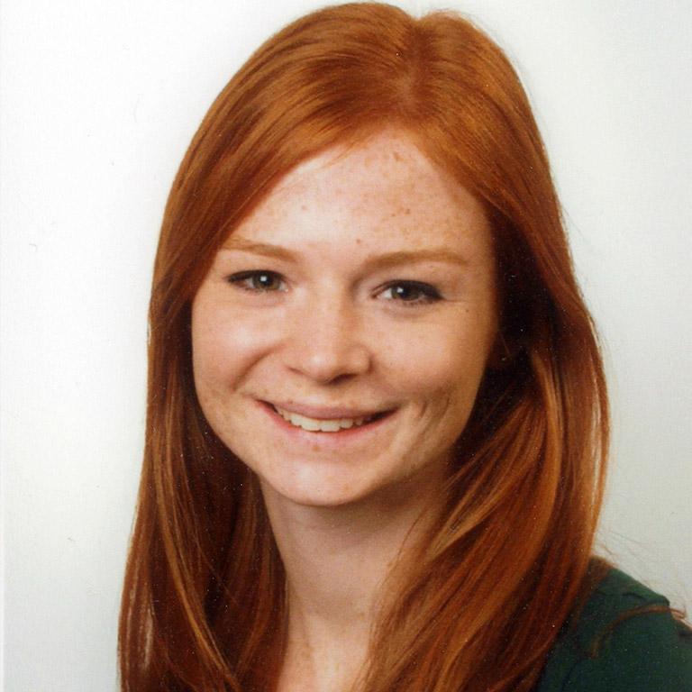 Das Bild zeigt die Ärztin Viktoria Schildbach.