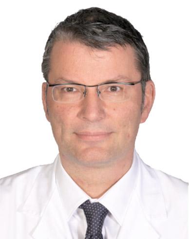 Das Bild zeigt Prof. Dr. Kündig, Zürich (USZ).