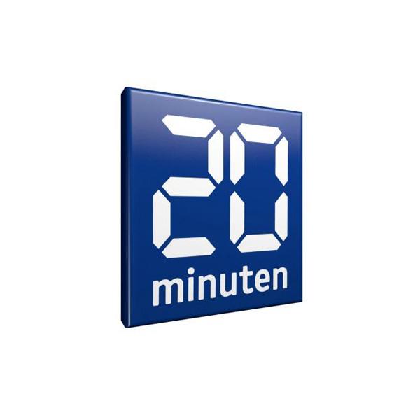 20 Minuten Schweiz