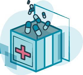Unser Dermatologe stellt fest, dass dennoch einen Termin vor Ort benötigt wird? Wir kümmern uns um eine zeitnahe medizinische Versorgung durch einen Termin vor Ort.