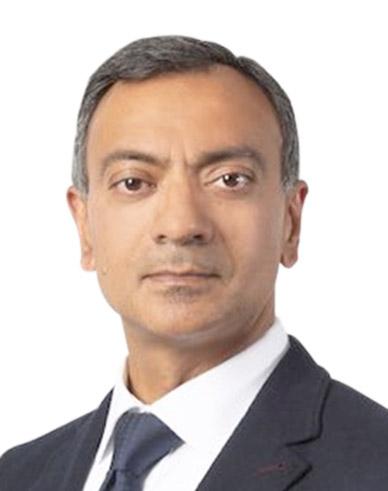 Das Bild zeigt A. Sethi Chair of Entrepreneurship (ETH.