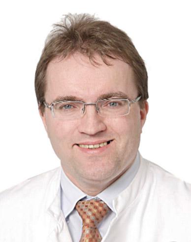 Das Bild zeigt Prof. Dr. Augustin, Hamburg (IVDP).