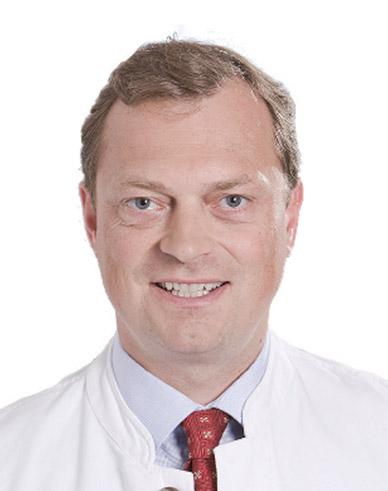 Das Bild zeigt Prof. Dr. Reich Hamburg (UKE).