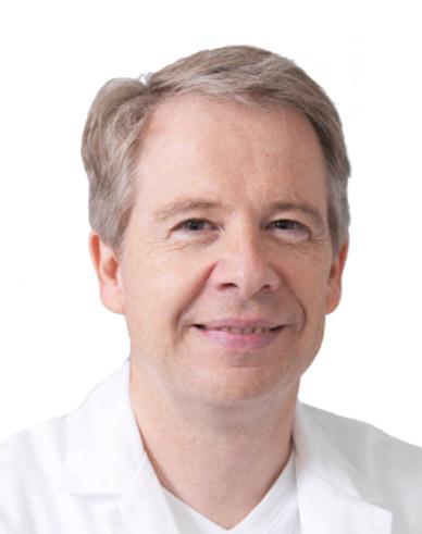 Das Bild zeigt Prof. Dr. Lautenschlager, Zürich (Triemli).