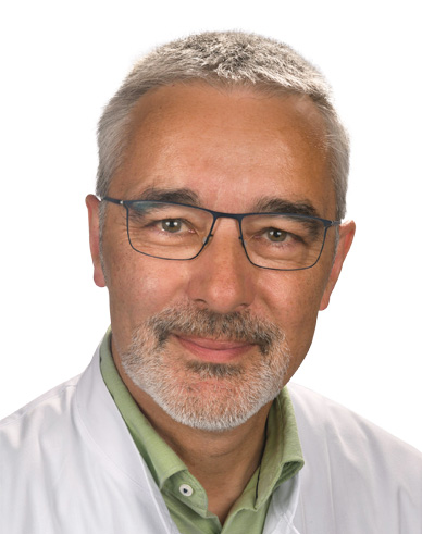Das Bild zeigt Prof. Dr. Mrowietz, Kiel (UKSH).