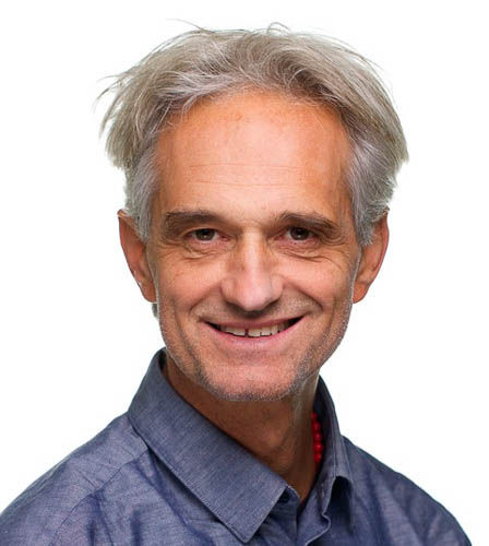 Das Bild zeigt G. Berini Innosuisse-Coach.