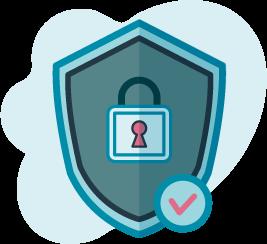 Ihre Daten sind bei uns sicher. Wir behandeln Ihre Patientendaten genauso gut, wie wir Ihre Haut behandeln und legen auf höchste Sicherheit beim Datentransfer wert.